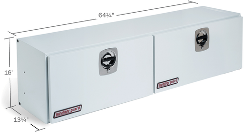 Model 264-3-02 Hi-Side Box, Steel, 7.9 cu. ft.
