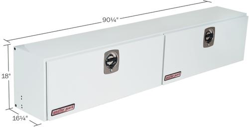 Model 291-3-02 Super-Side Box, Steel, 15.2 cu. ft.