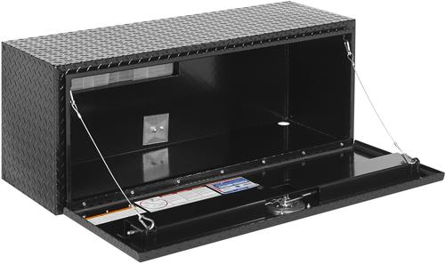 Model 347-5-02 Super Hi-Side Box, Aluminum, 11.8 cu. ft.