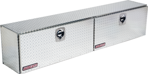 Model 391-0-02 Super-Side Box, Aluminum, 15.2 cu. ft.