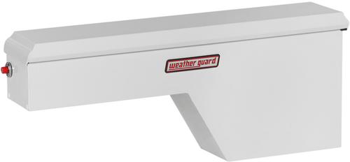 Model 161-3-01 Pork Chop Box, Steel, Passenger Side, Standard, 2.1 cu. ft.
