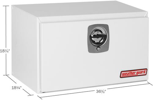 Model 530-3-02 Underbed Box, Steel, Standard, 5.6 cu. ft.