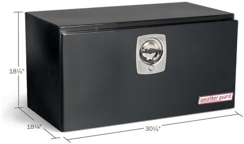 Model 530-5-02 Underbed Box, Steel, Standard, 5.6 cu. ft.