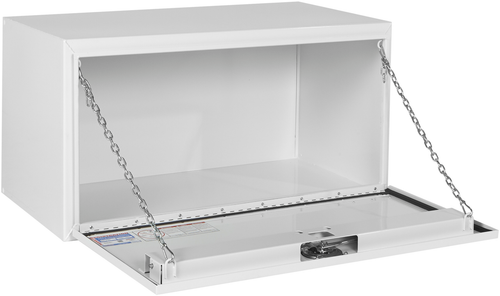 Model 550-3-02 Underbed Box, Steel, Jumbo, 16.2 cu. ft.