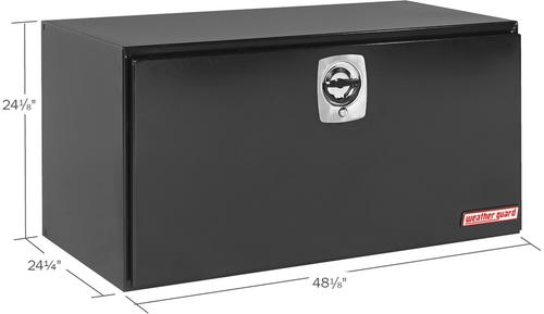 Model 550-5-02 Underbed Box, Steel, Jumbo, 16.2 cu. ft.