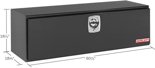 Model 560-5-02 Underbed Box, Steel, 11.2 cu. ft.