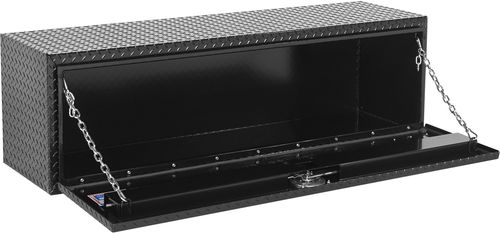 Model 660-5-02 Underbed Box, Aluminum, Heavy Duty, 11.2 cu. ft.