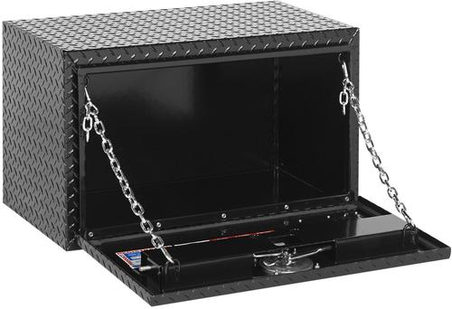 Model 631-5-02 Underbed Box, Aluminum, Compact, 5.4 cu. ft.