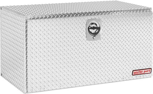 Model 650-0-02 Underbed Box, Aluminum, Jumbo, 16.0 cu. ft.