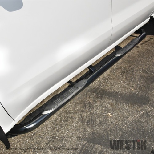 Westin E-Series 3 Nerf Step Bars- Chevy/ GMC