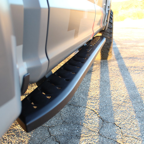 Westin Thrasher Running Boards- Dodge