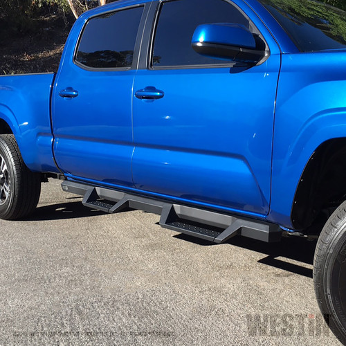 Westin HDX Drop Nerf Step Bars- Toyota