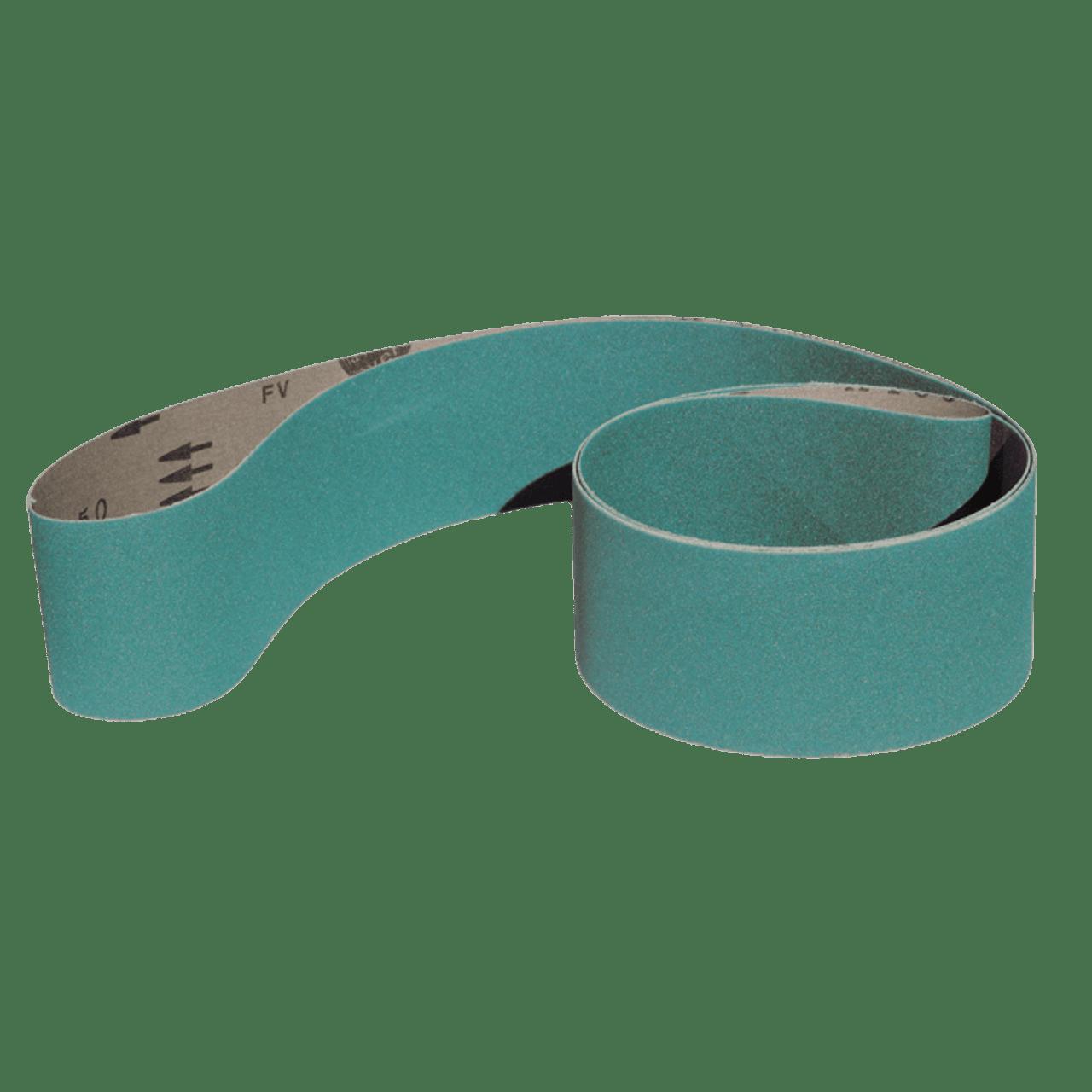 4 Pack 3 X 18 Inch 60 Grit Metal Grinding Zirconia Sanding Belts