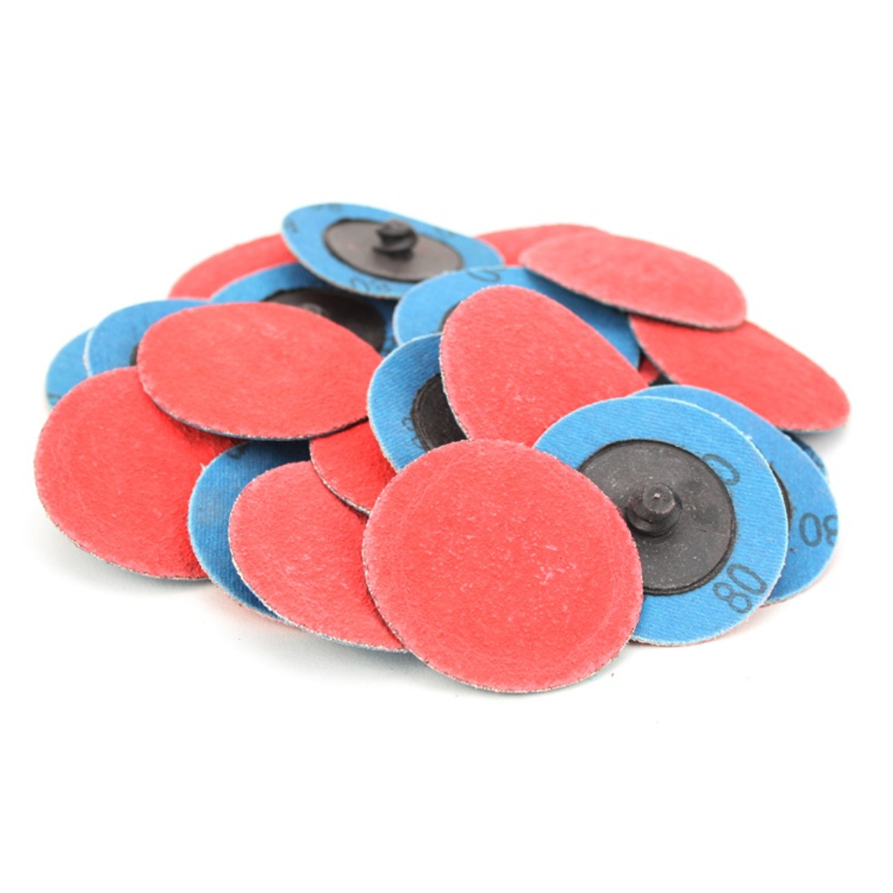 52 Pack Sanding Disc 2inch Surface Conditioning Sanding Grinding Polish Discs