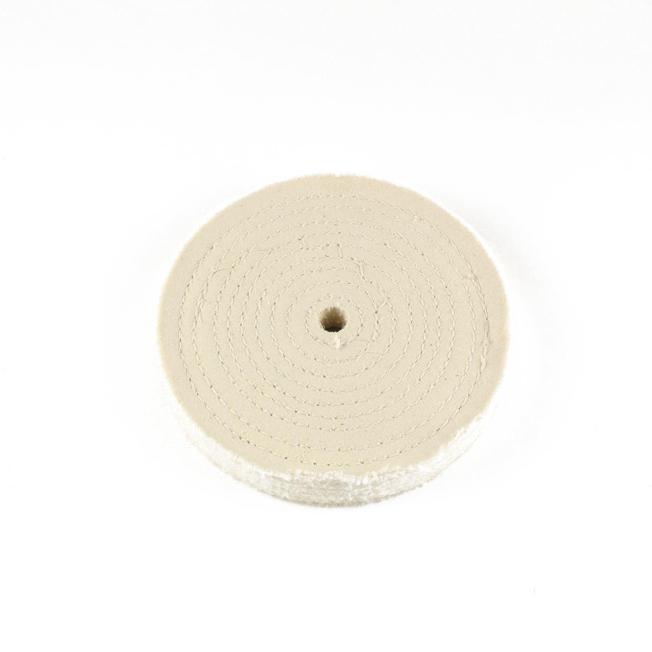 Terrific 6 X 1 2 Arbor 60 Ply Spiral Sewn Muslin Buffing Wheel Bralicious Painted Fabric Chair Ideas Braliciousco