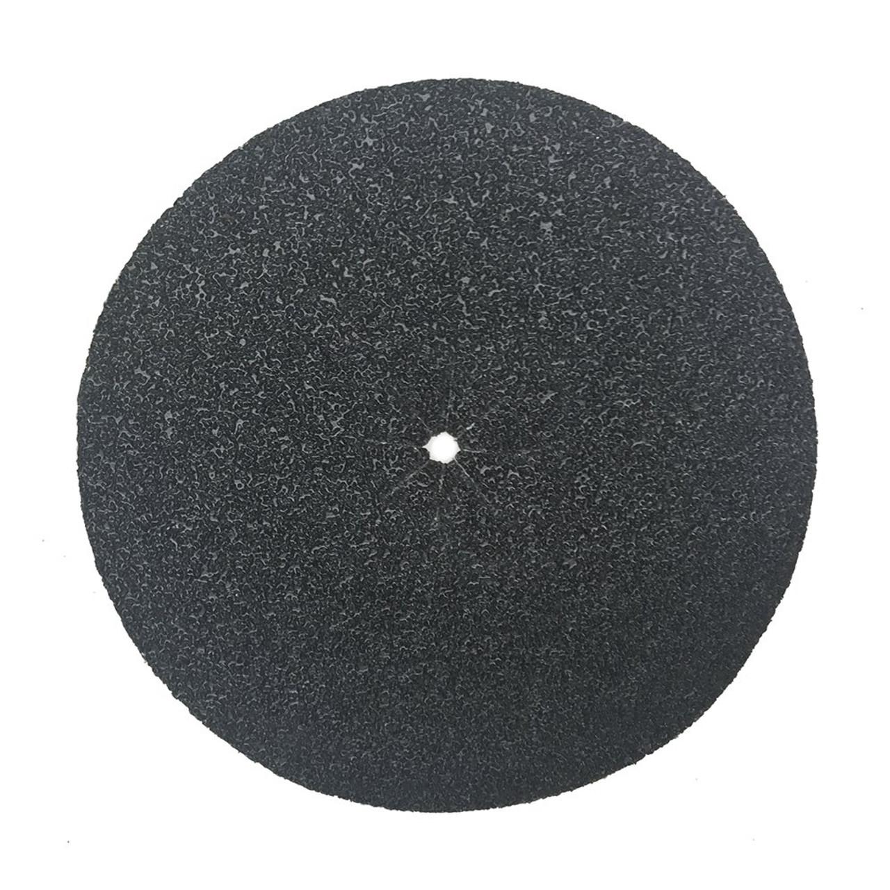 "50 Pack 4.5/"" Silicon Carbide Resin Fiber Discs 36 Grit 4-1//2 Inch Sanding Disc"