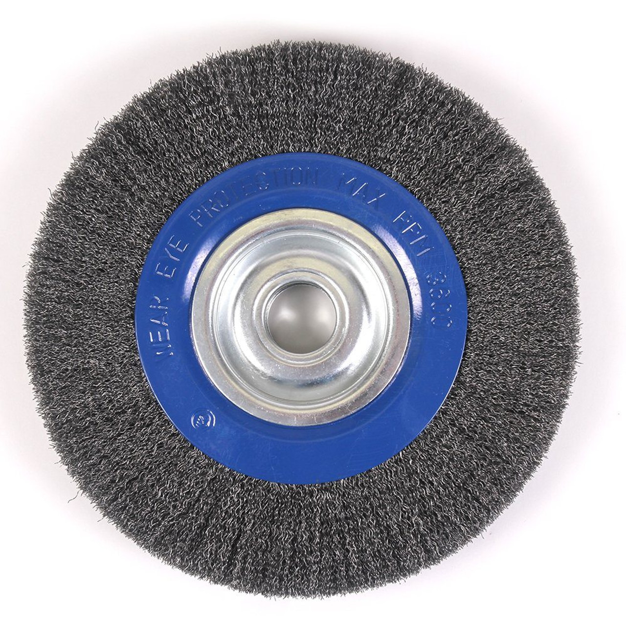 Swell 10 Crimped Wire Wheel For Pedestal Grinder Carbon Steel Caraccident5 Cool Chair Designs And Ideas Caraccident5Info