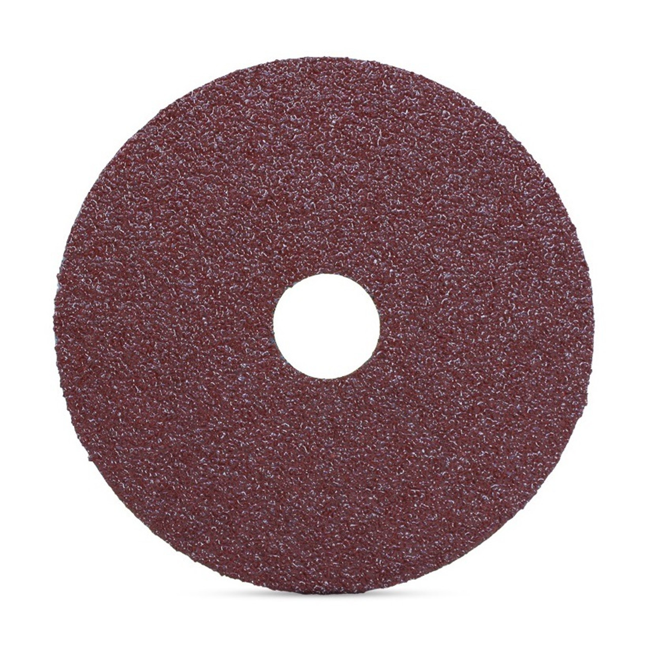 4-Inch x 5//8-Inch Aluminum Oxide Resin Fiber Discs Center Hole 80 Grit 5 Pcs