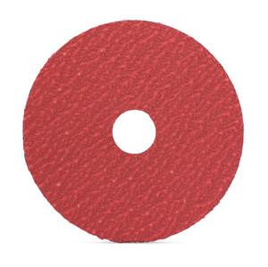 4 1//2 x 7//8 Resin Fibre Disc Zirc 24# 25//box