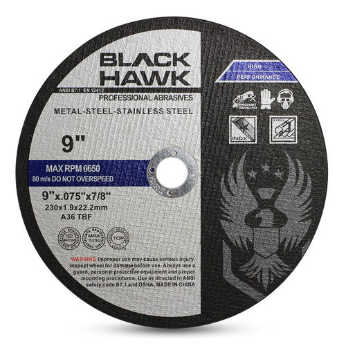 10 Pack 14/'/' x 1//8/'/' x 1/'/' Chop Saw Blade Metal /& Stainless Steel Cutting Disc