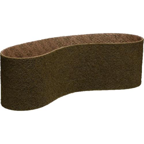 "3M Scotch-Brite Surface Conditioning Belts 1//2/"" X 24/"" Qty 5"
