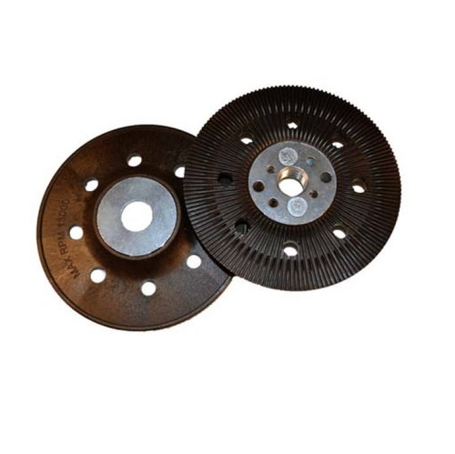 8 Units 1//4-20 in Thread Size 1-1//2 in Pad Diameter Disc Backing Pad