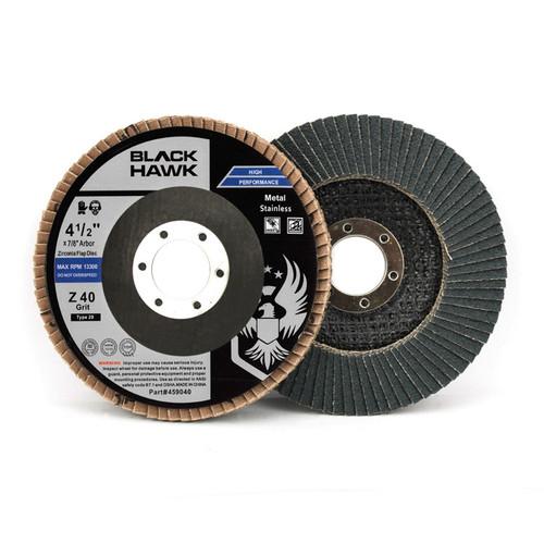 "T29 Aluminum Oxide Flap Disc Grinding wheel 4-1//2/""x7//8/"" 40 Grit 20 Lot of"