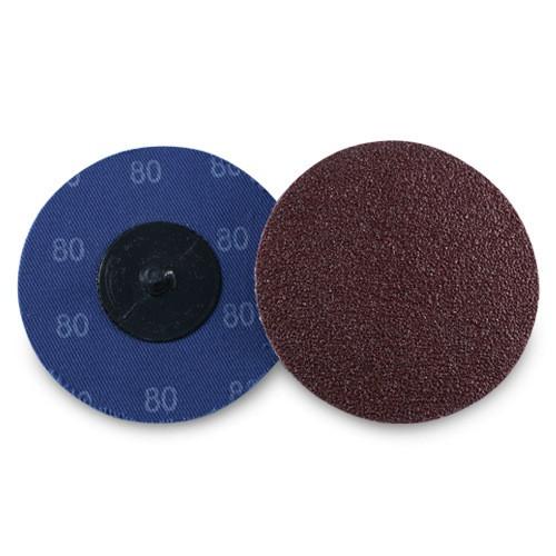 "25-3/"" Roloc A//O Quick Change Sanding Disc 60 Grit and Mandrel"