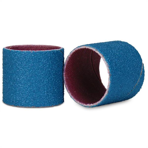 Sanding Sleeves A/&H Abrasives 129011 10-Pack,abrasives Spiral Bands 5//8x2 Aluminum Oxide 60 Grit Spiral Band Aluminum Oxide