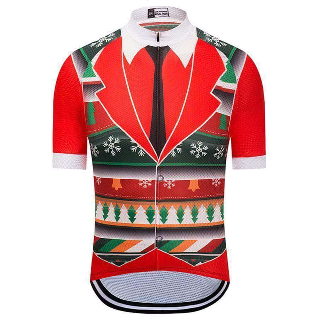 Christmas Vest.Formal Christmas Vest And Tie Men S Cycling Jersey