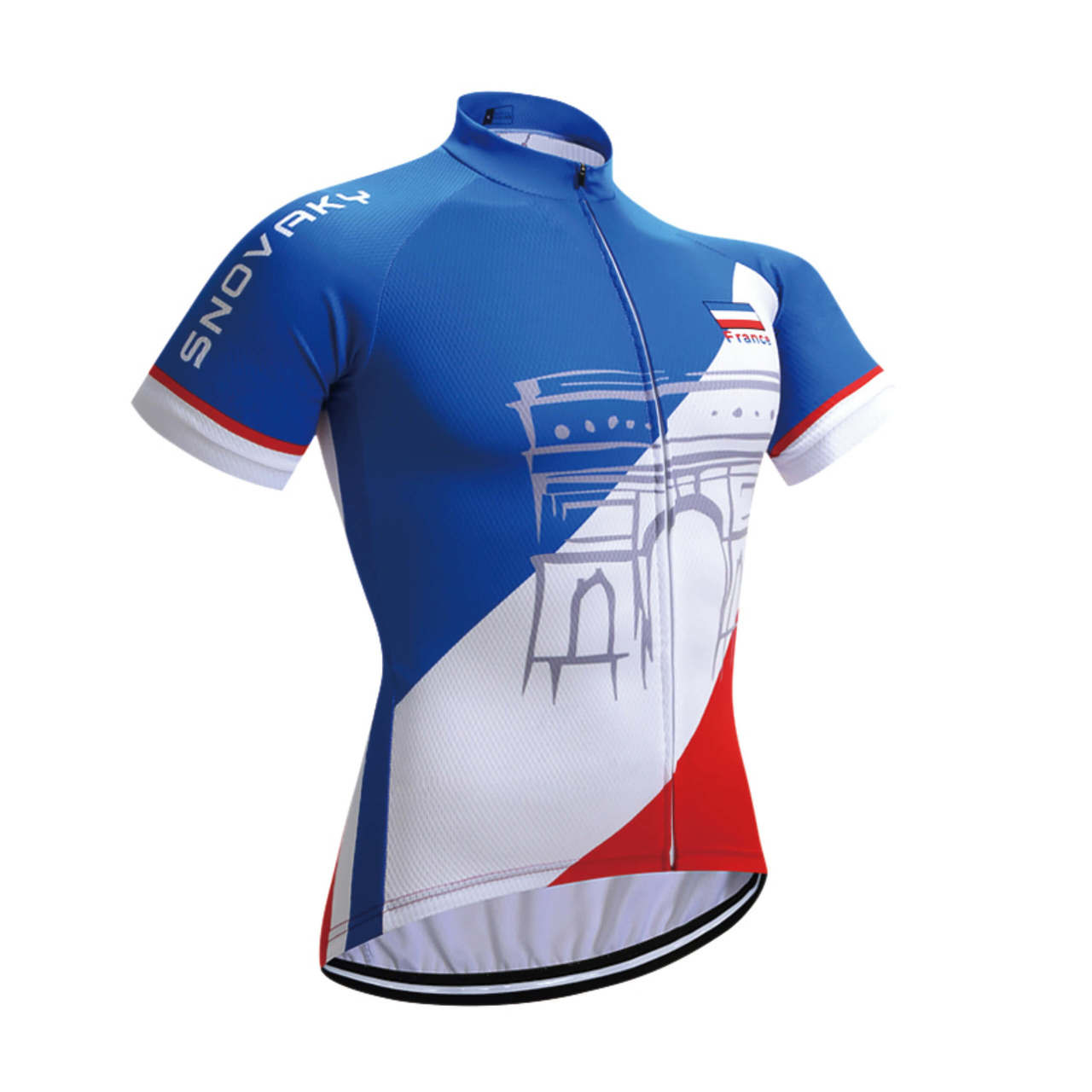 differently 25747 3d161 2018 Tour France team pro Men's cycling jersey