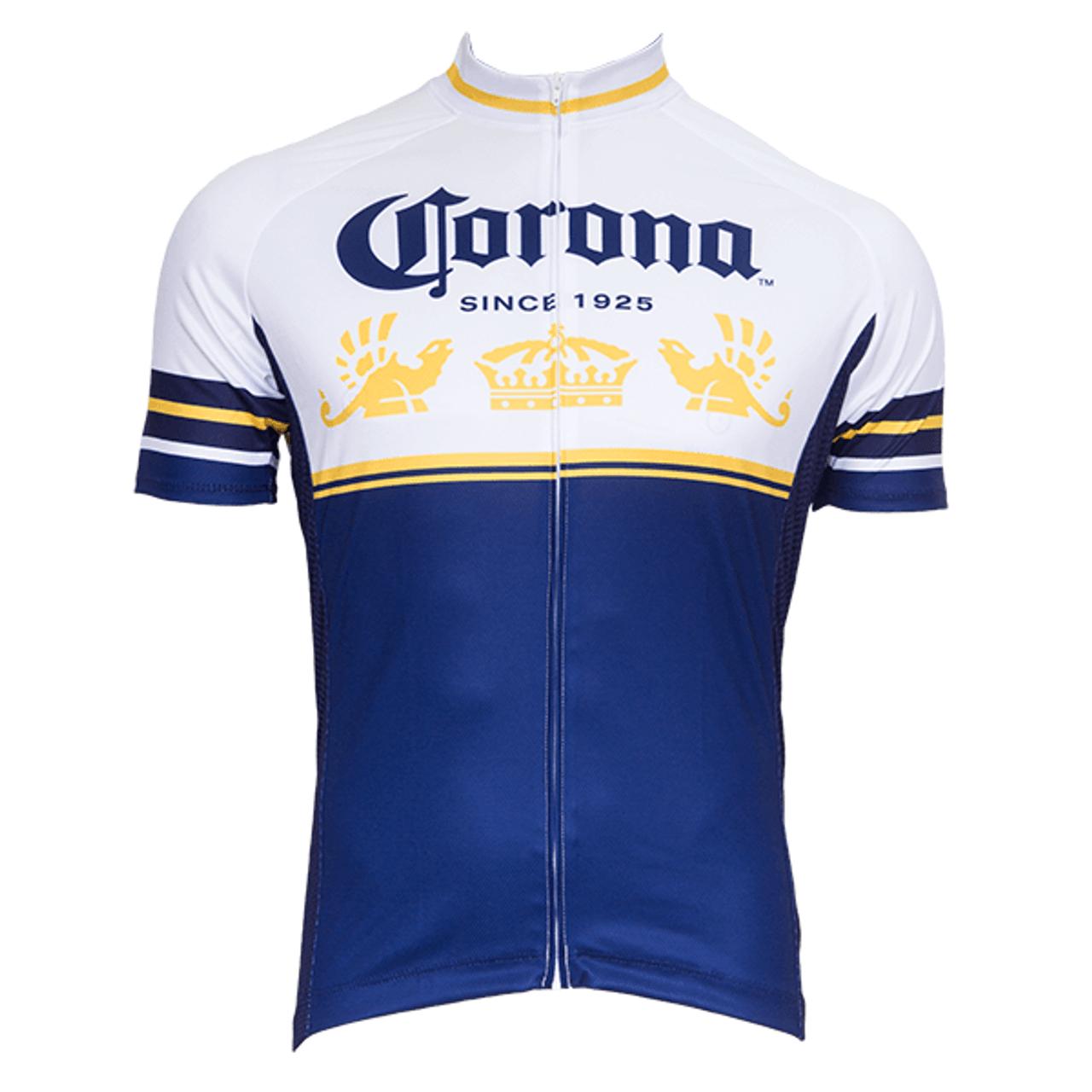 Retro Men's Corona Classic Cycling Jersey | Freestylecycling com