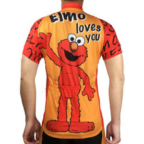 2017 elmo loves you cycling jerseys