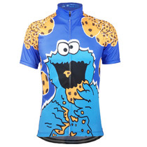 C Is For Cookie Monster Cycling Jerseys