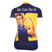 Womens We Can Do It Pro Cycling Jerseys Yellow