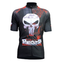 Punisher Mens Cycling Jerseys