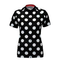 White Dots Womens Pro Cycling Jerseys