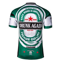 Drunk Again Men's Cycling Jerseys