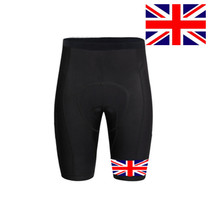 UK National flag Mens Cycling Shorts