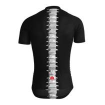 Internal Skeleton Men Cycling Jerseys