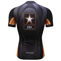 USA Army Theme Men's Cycling Jerseys