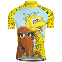Big Bird & Snuffy Cycling Jersey