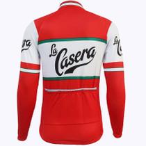 La Casera Bahamontes Team Mens Cycling Jerseys