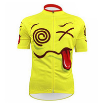 Hit The Wall Emoji Cycling Jersey