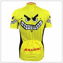 Mwahaha Emoji Cycling Jersey