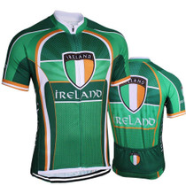 Ireland Flag Pro Cycling Jersey