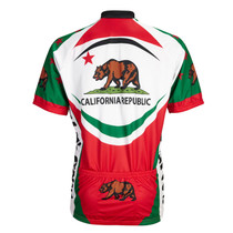 California Republic Men Cycling Jersey
