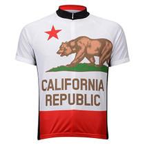 The California Republic Cycling Jersey