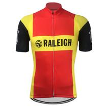 TI Raleigh Retro Short Sleeve Cycling Jersey