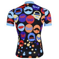 Cool Beard Printed Cycling Jersey